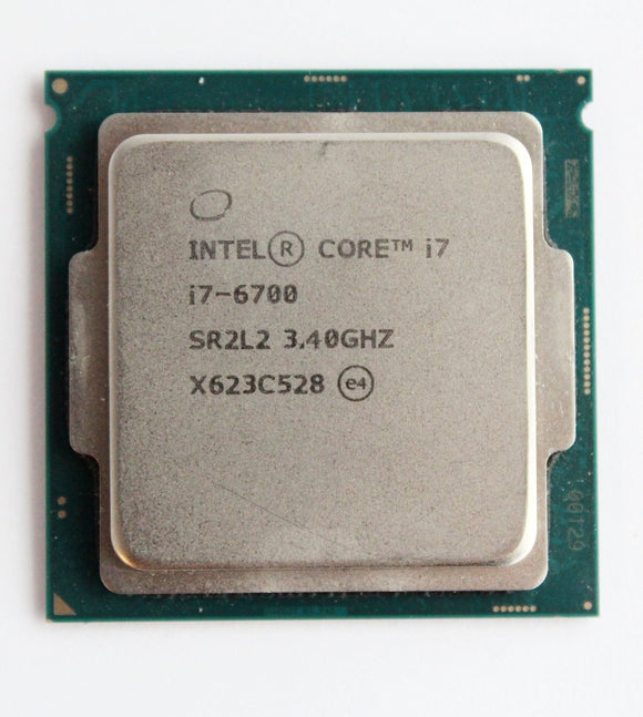 Intel Core i7 -6700 CPU  3.40GHz SR2L2-1151 Socket -Grade A Refurbished