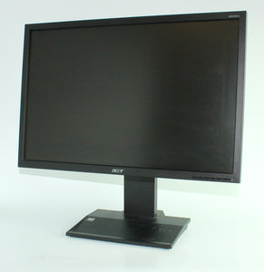 "Acer B223W - 27"" Desktop Monitor - Grade B Refurbished"