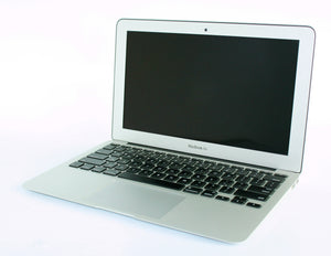 "Apple Macbook Air A1465 2012- 11"" i5-3317u, 1.7 GHz, 4 G, 128 m.2, Grade A Refurbished"
