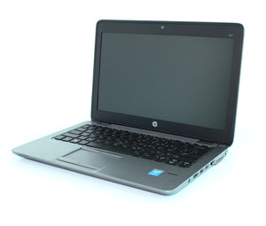 "HP Elitebook 820 G2 - 12.5"", i5-5200u, 2.2 GHz, 8G, 256G SSD HD, Grade A Refurbished"