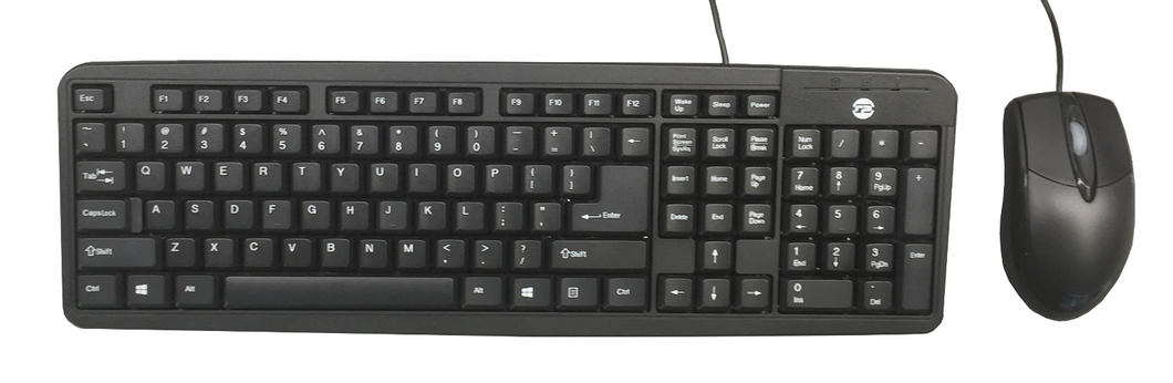 Retailplus SK1100 Optical Keyboard and Mouse Accessory - New