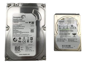 1TB Hard Disk Drive (Installation and Re-Imaging) - Upgrade Only