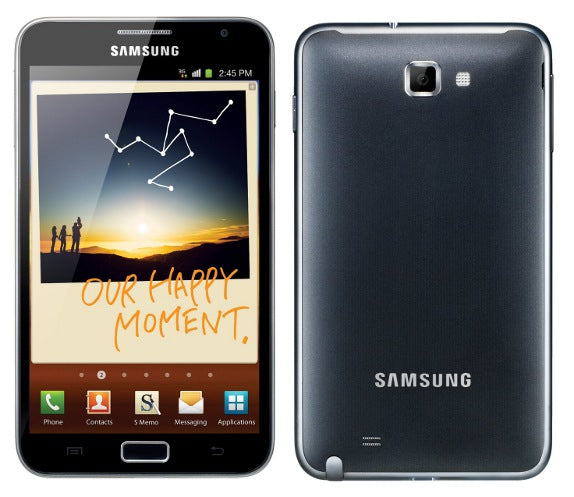 Samsung Galaxy Note 1 Phone- TELUS  - 5.3