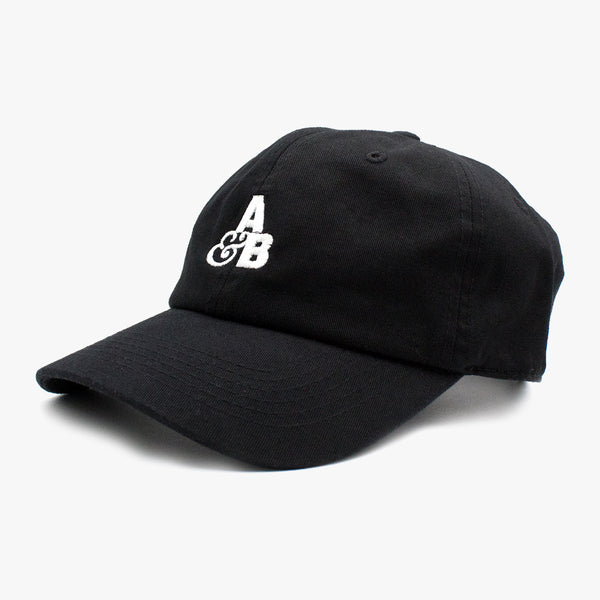 A&B Dad Hat / Black