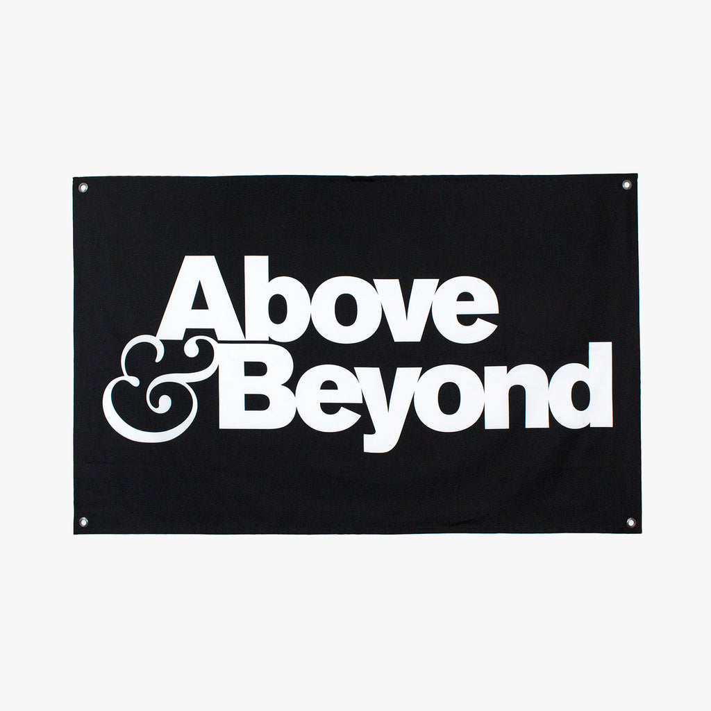 Above & Beyond Flag