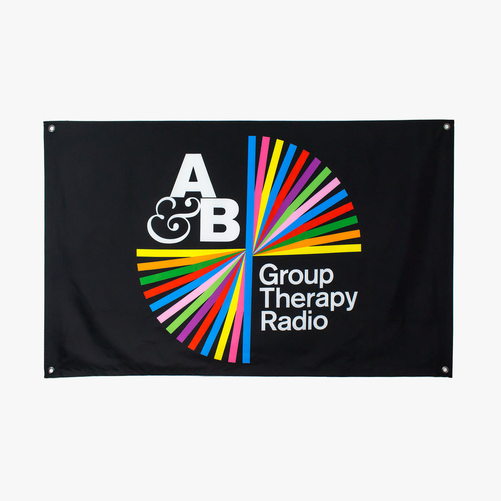 Group Therapy Radio Flag