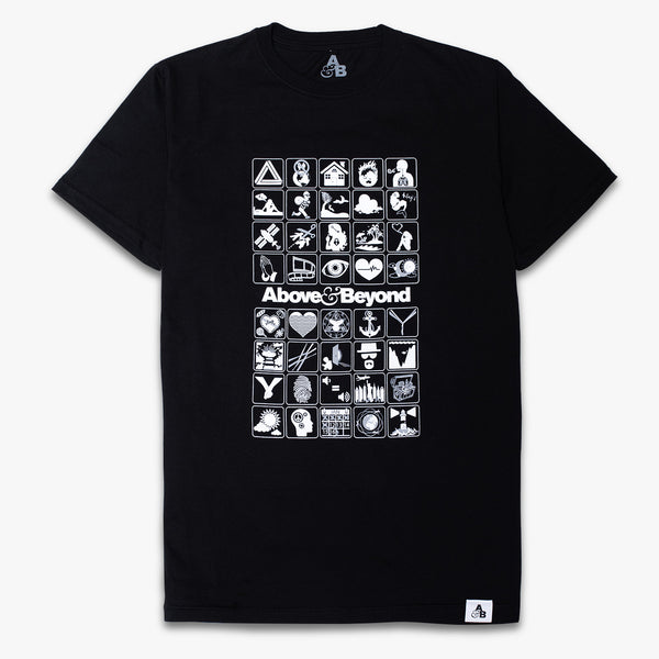 Above & Beyond Songs Tee