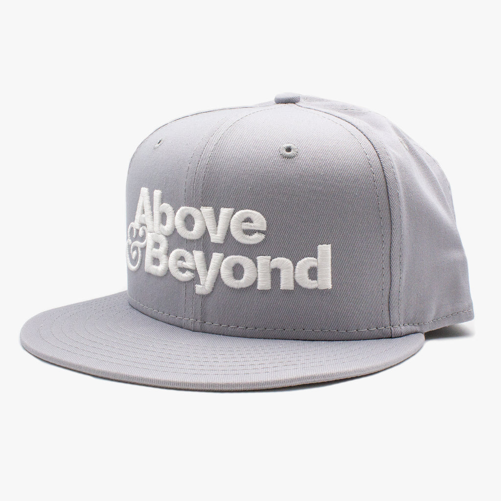 New Era A&B Snapback / Grey