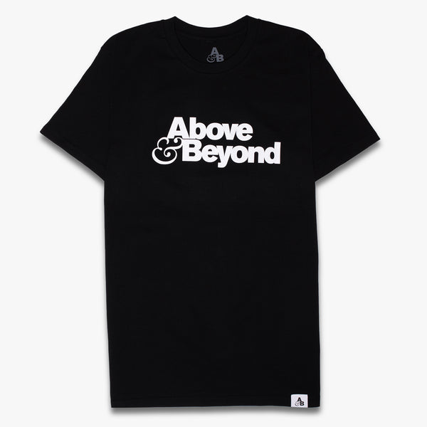 Above & Beyond Tee / Black