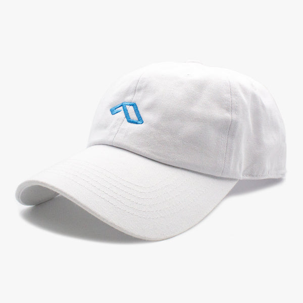 Anjuna Dad Hat / White