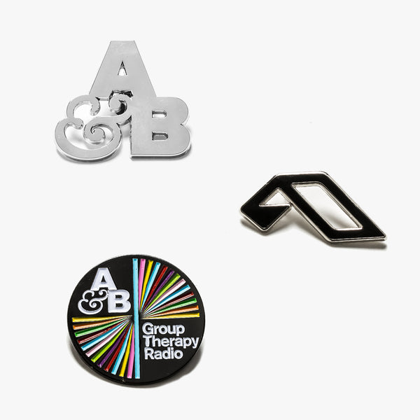 Enamel Pin Pack (3qty)