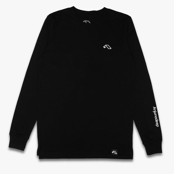 Anjunadeep Long Sleeve / Black