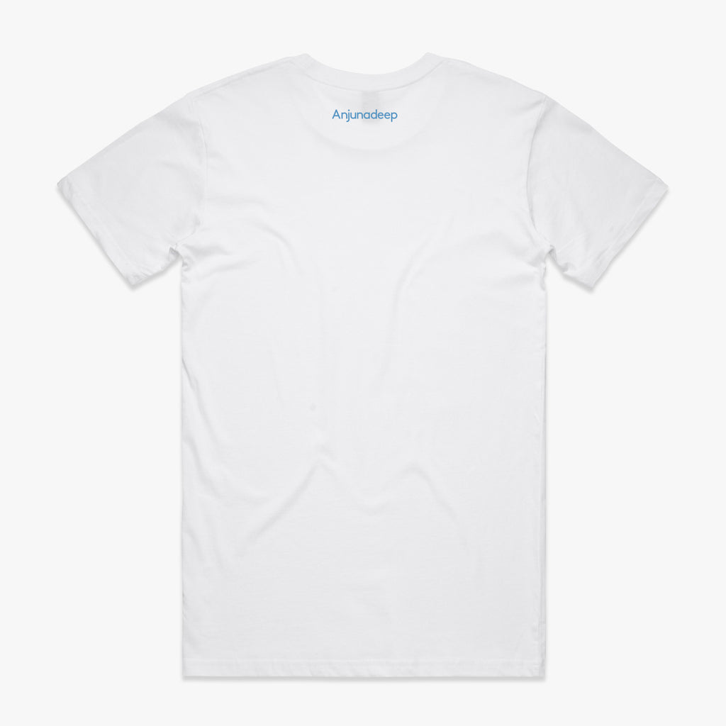 Anjunadeep Open Air Tee / White