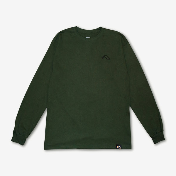 Anjunadeep Long Sleeve / Forest Green