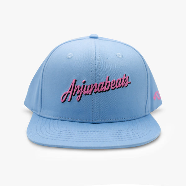Anjunabeats Snapback / Light Blue