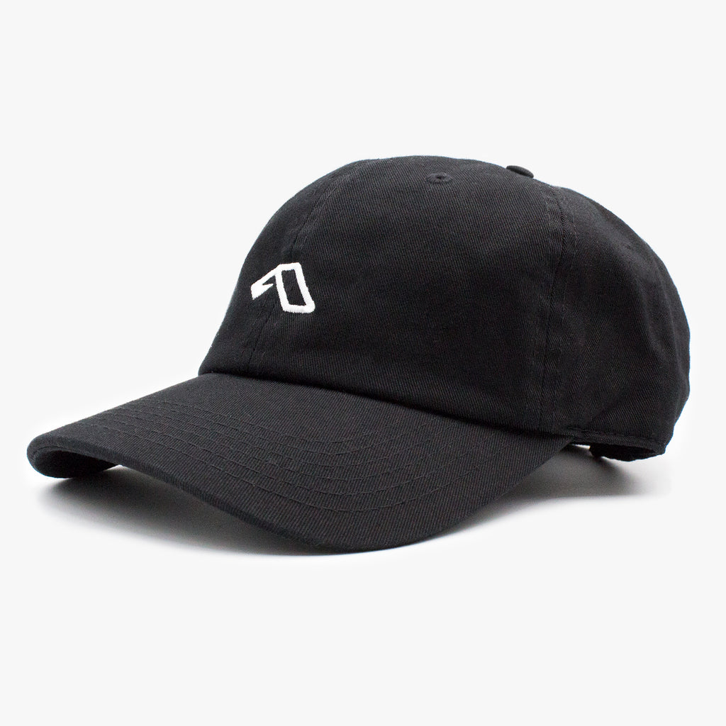 Anjunadeep Dad Hat / Black