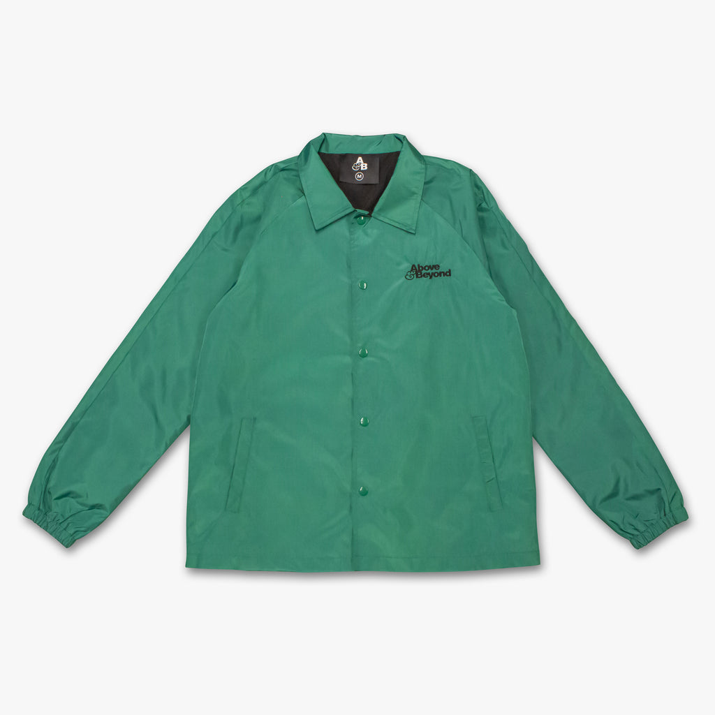 A&B Coaches Jacket / Green