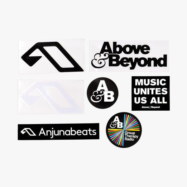 Sticker Pack / Anjunastore