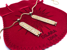 Personalized Turkish Gold Cartouche