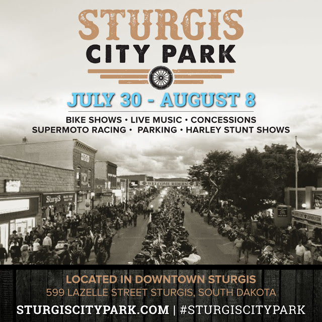 Going to Sturgis!