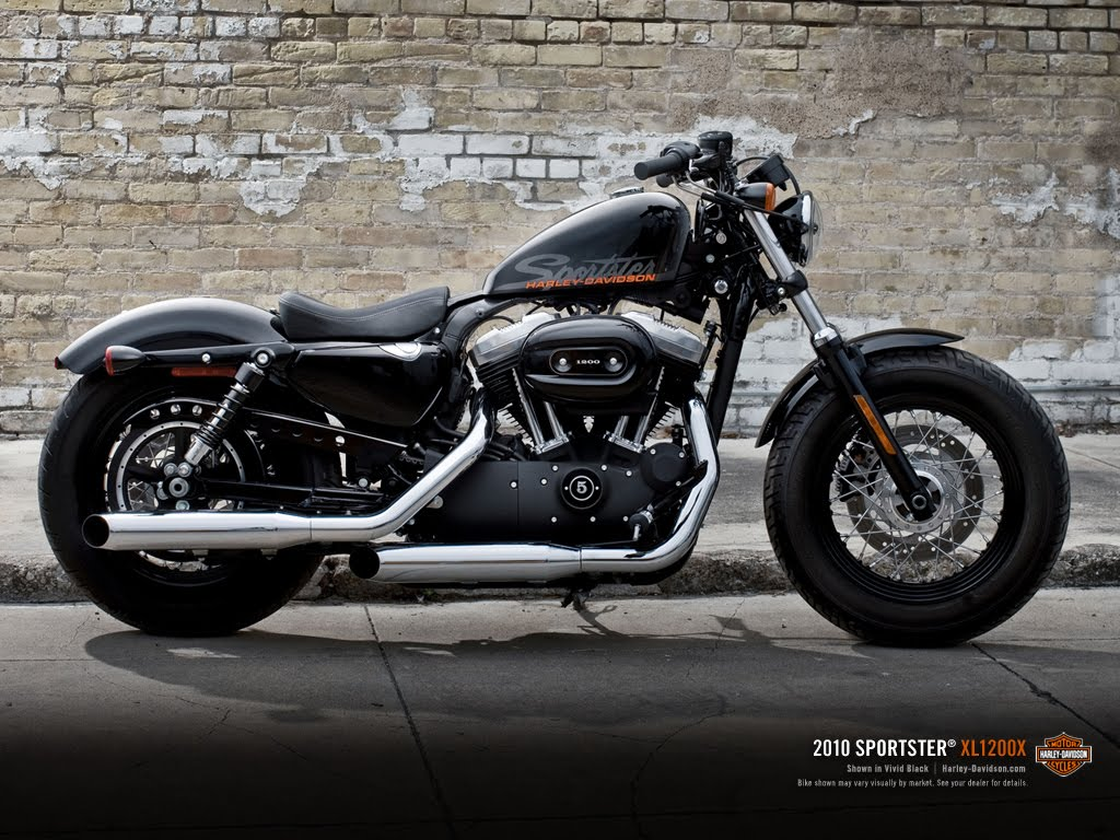 New 2010 Harley Davidson Forty-Eight