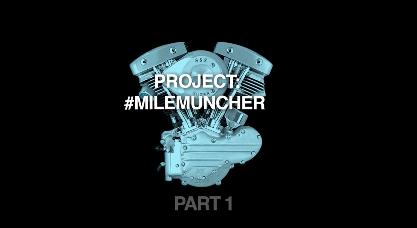Mile Muncher Update 12-11-15