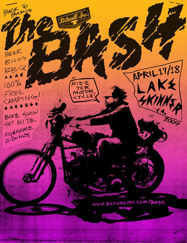 Back to Basics Bash 2009!