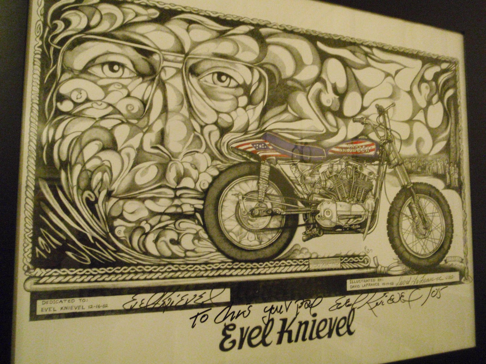 Good Evel...not bad