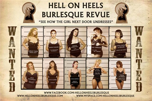 Hell on Heels Summer Tour 2010