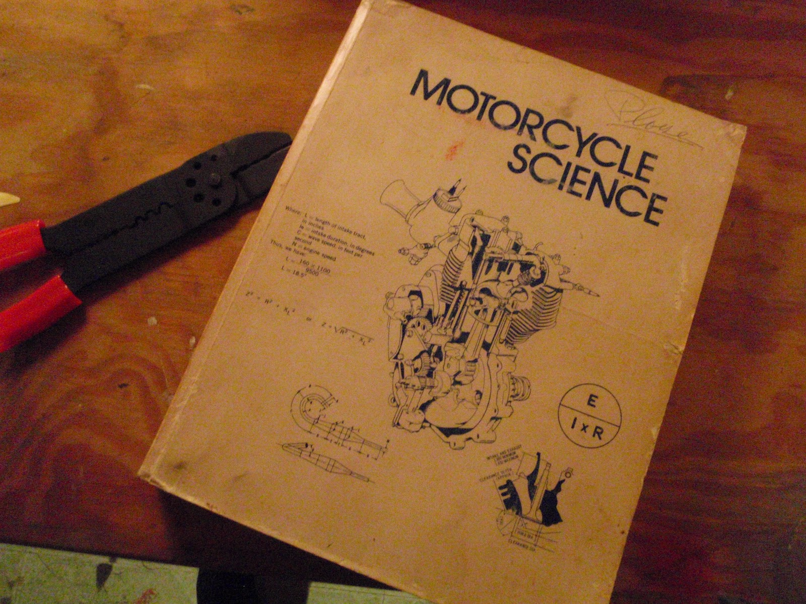Motorcycle Science
