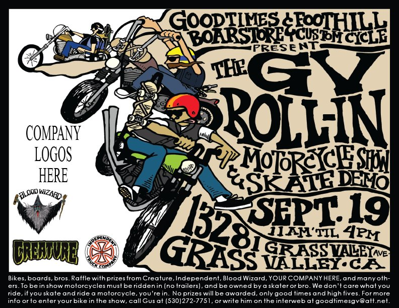 Grass Valley Roll In
