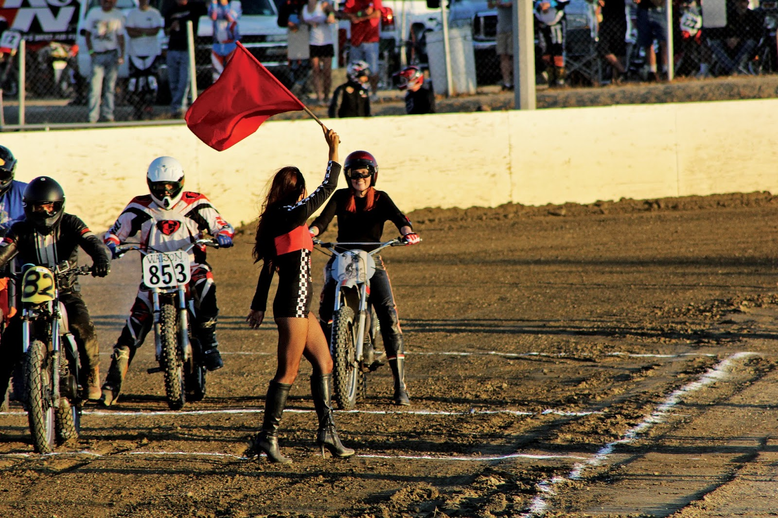 Hell on Wheels Flat Track Races 2013