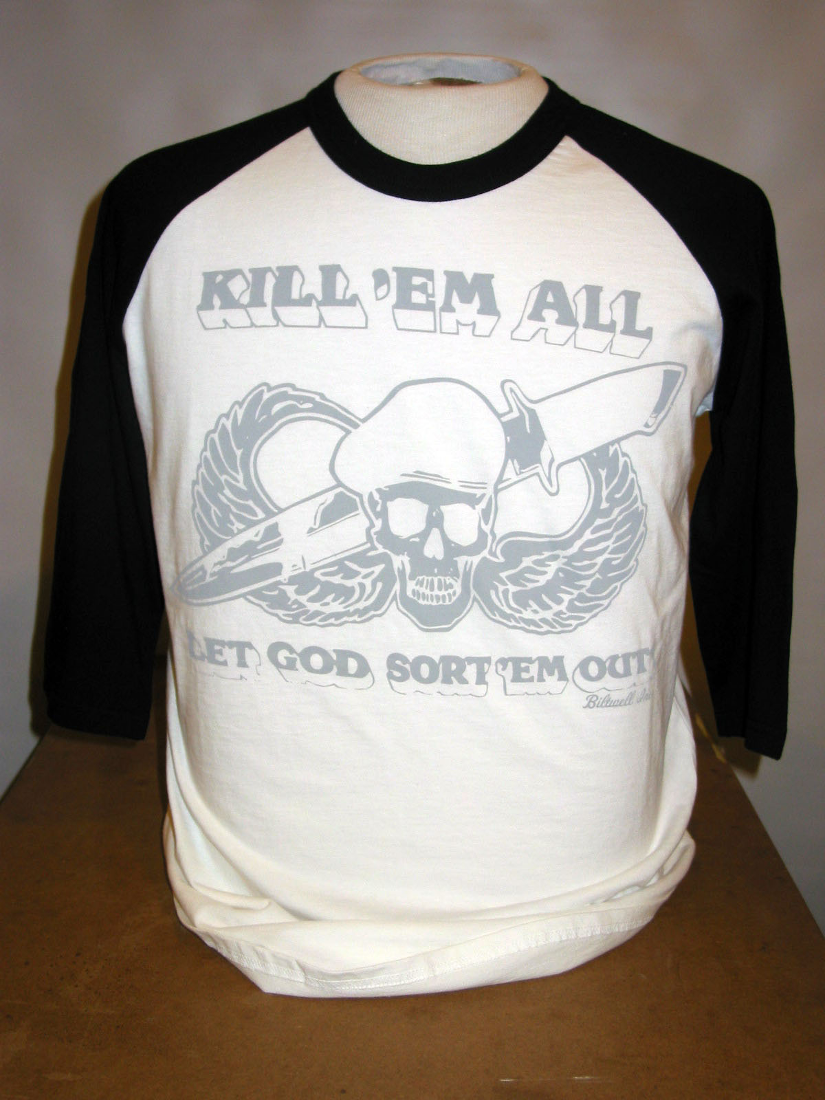 Kill 'em All...