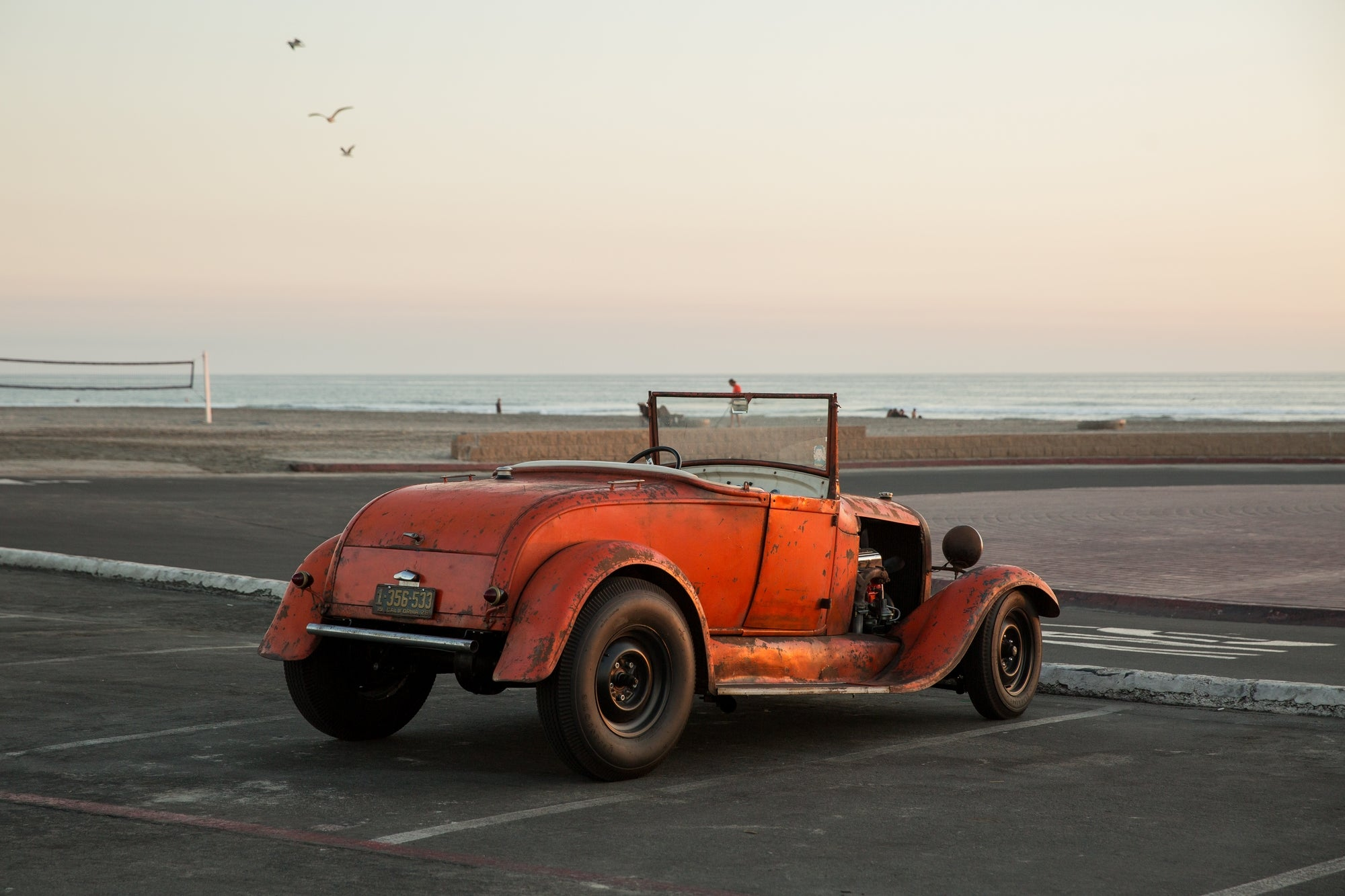 Perfect Imperfection: Haifley Bros. 1928 Ford Model A Roadster