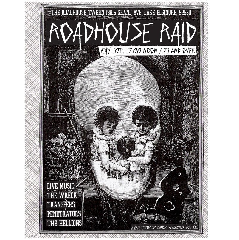Roadhouse Raid