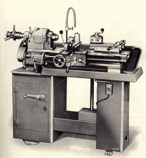 Thinking about buying a lathe?