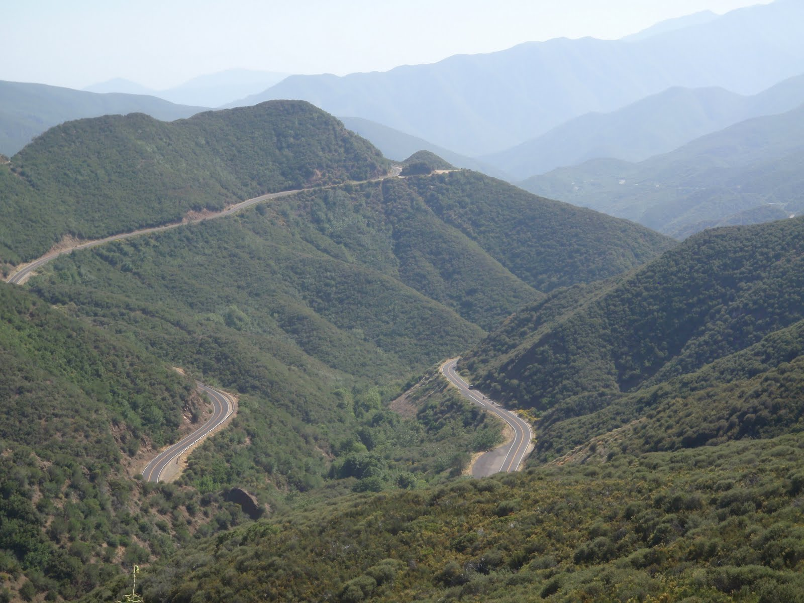 Highway 33 Ojai-Taft-Pine Mountain