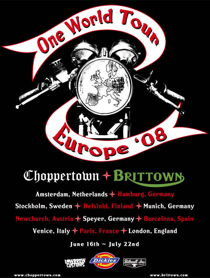Choppertown / Brittown