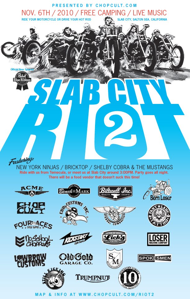 Slab City Riot 2 Update