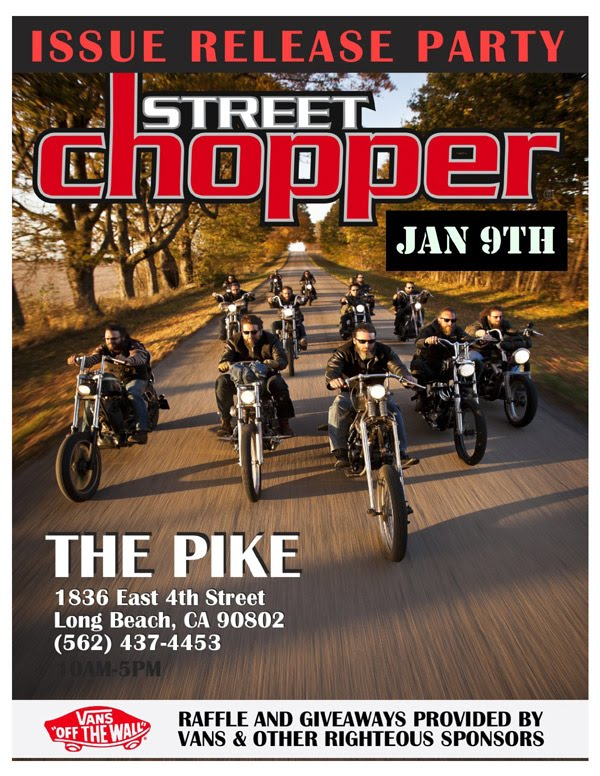 Street Chopper Party!