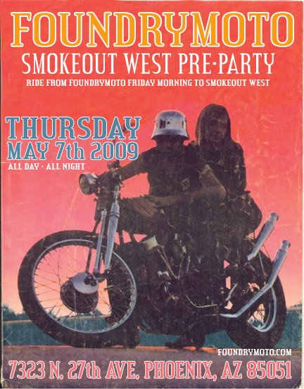 Smokeout X Pre-Party