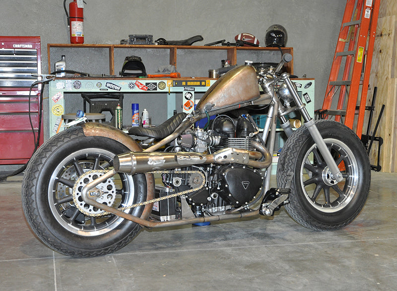 New Mule in the Stable: Acme Bonneville Chopper