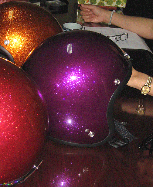 Giant Cocks & Purple Helmets