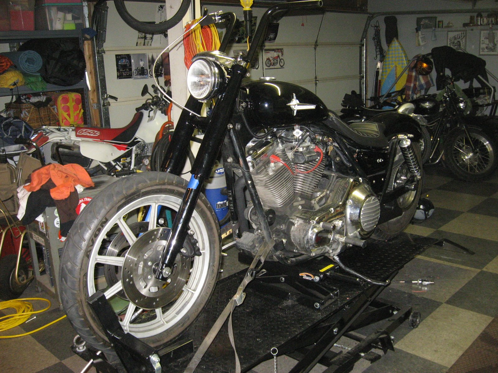 FXR Progress