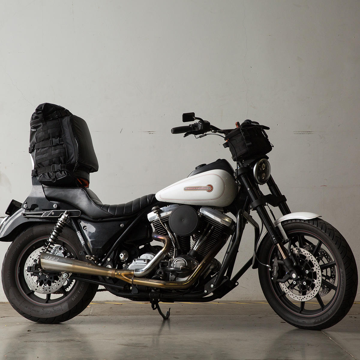 The EXFIL-80 Sissy Bar Bag