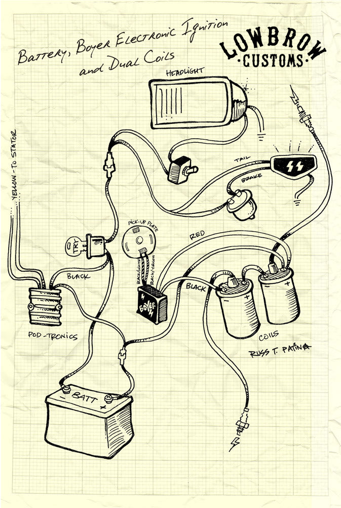 [DIAGRAM_38IS]  Triumph Wiring Diagrams – Biltwell Inc. | Triumph 650 Wiring Diagram |  | Biltwell Inc.