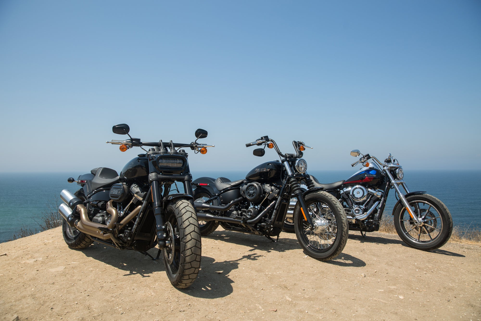 Review: 2018 Harley-Davidson Softails: Fat Bob / Street Bob ... on