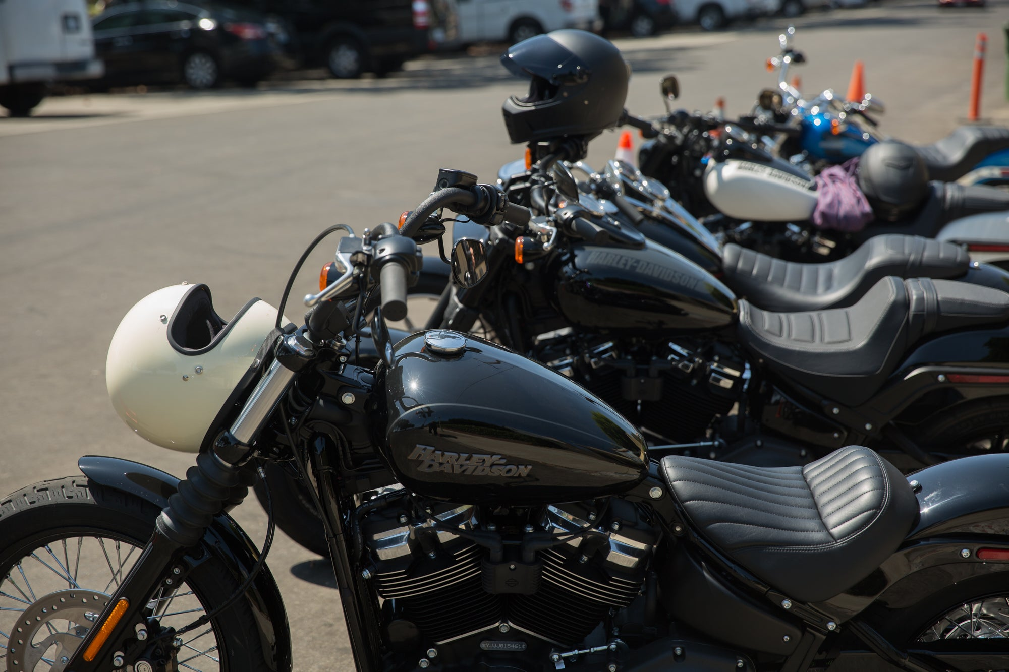 Review: 2018 Harley-Davidson Softails: Fat Bob / Street Bob / Low