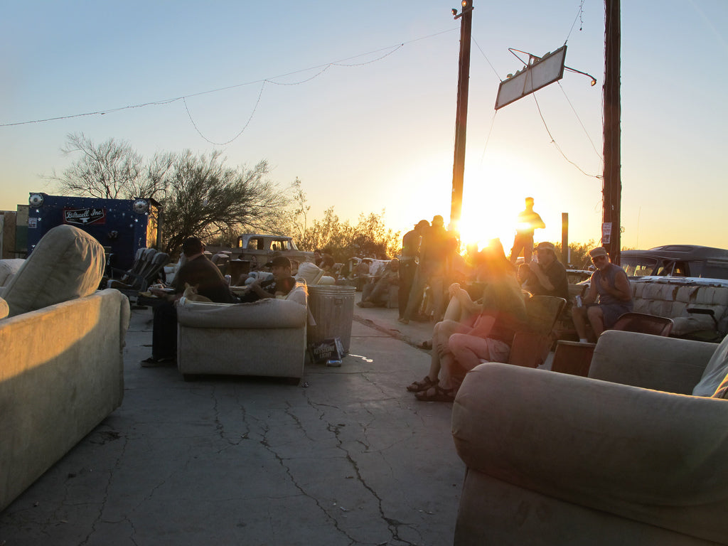 From The Vault: Slab City Riots 1, 2 & 3… Almost