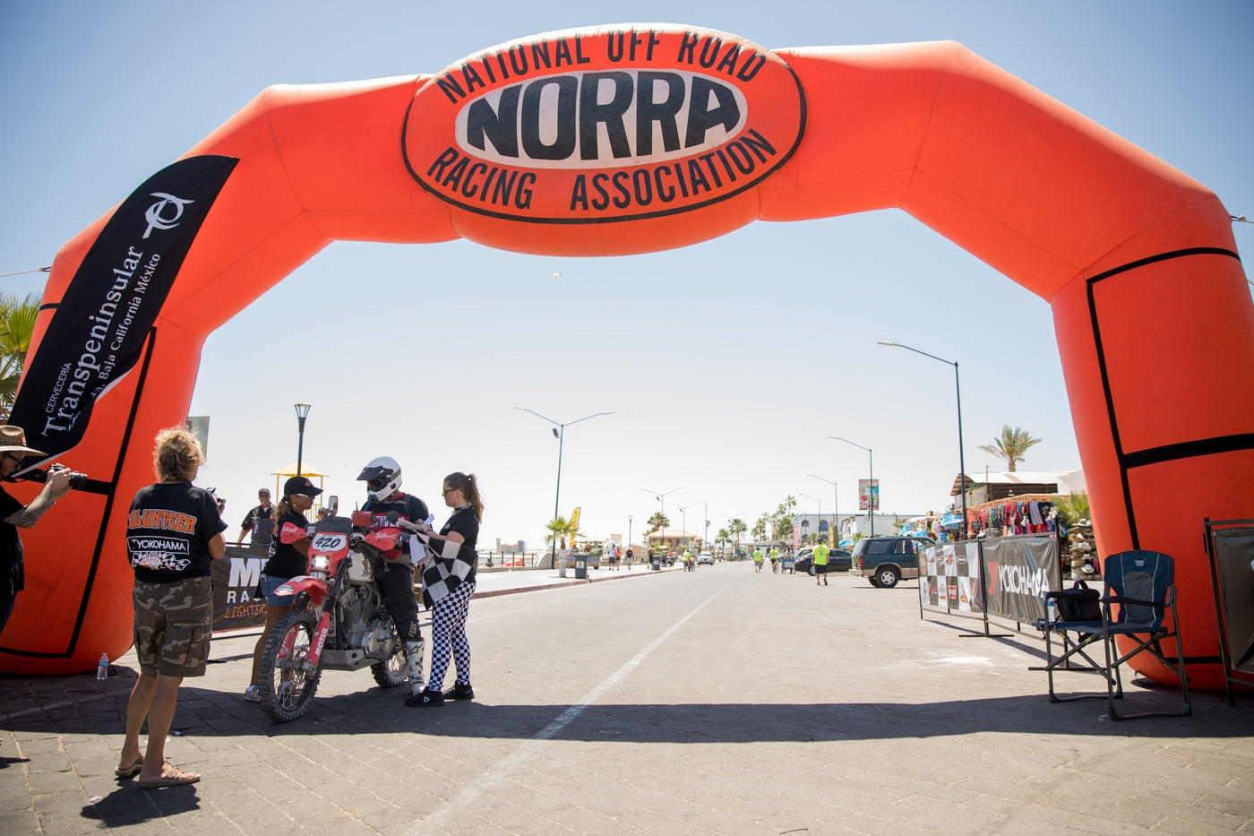 We Finished the NORRA Mexican 1000 on a Stupid Sportster – Biltwell Inc